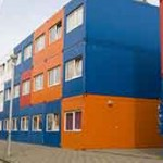 Container Building Image