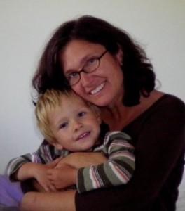 Alyssa and Son
