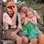 Ben, Mae, & Althea.