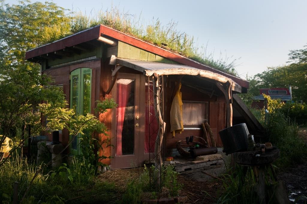 Welcome tiny house fans dancing rabbit ecovillage for Diy tiny home cost