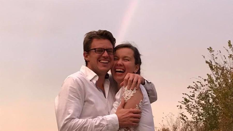 Congrats Anna and Avi.