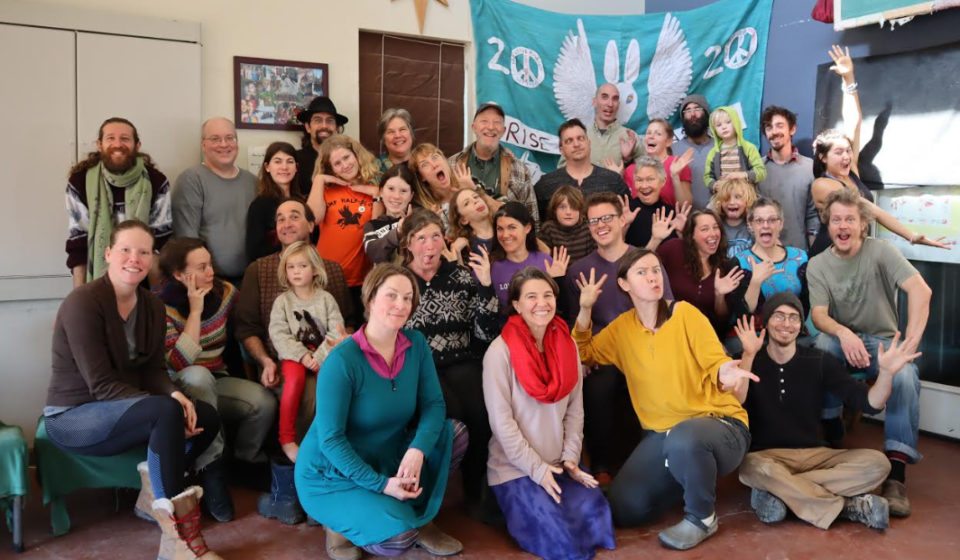 Some of the Rabbits who took part in Retreat 2020.